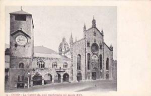 La Cattedrale, Cosi Trasformata Nel Secolo XVI, Como (Lombardy), Italy, 1900-...