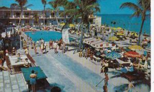 Florida Miami Beach The Shoreham and Norman Twin Hotels and Villas Swimming Pool