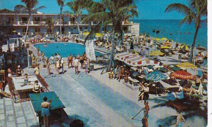 Florida Miami Beach The Sham And