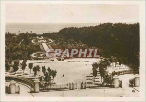 Postcard Modern Algeria Algiers