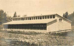 c-1920s Emery Foltz South Carolina 1940s Laying House #1 RPPC real photo  6078