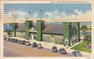 Casino Borgoyne Daytona Beach Florida 1954 Curteich