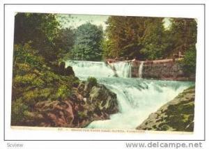 Middle Tum Water Falls, Olympia, Washington, 00-10