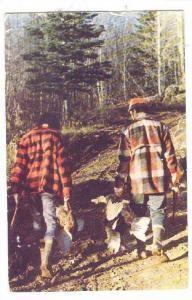 Duck Hunters , Rimouski , Quebec , Canada , 1984