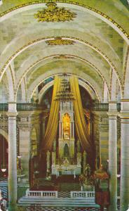 Interior De La Catedral, Interior of the Cathedral, MAZATLAN, Sinaloa, Mexico...