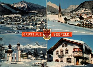 Gruss Aus Seefeld,Austria BIN