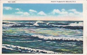 The Surf, Point Pleasant, New Jersey, PU-1937
