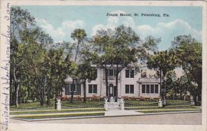 Florida St Petersburg Jungle Manor 1921