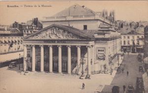 BRUXELLES, Theatre de la Monnaie, Belgium, 00-10s