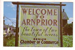 Welcome to Arnprior Sign, Ontario, Len Leiffer