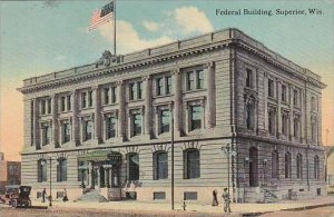 Wisconsin Superior Federal Building
