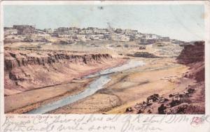New Mexico Pueblo Of Laguna 1907 Detroit Publishing