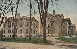 General Hospital, Kingston, Ontario, Canada, 00-10s