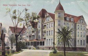 Hotel Vendome, San Jose, California, 1900-1910s