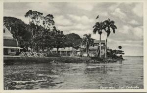 suriname, PARAMARIBO, Fort Zeelandia (1930s)