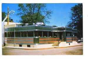 Laurel MD The Laurel Diner on US 1 Midway Washington DC. Postcard