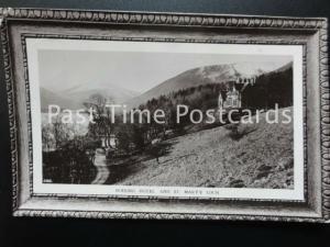 c1910 RP - RODONO HOTEL and St. Mary's Loch