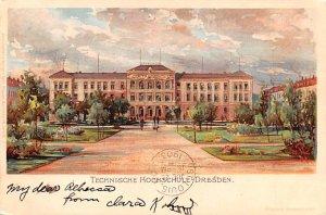 Technische Hochschule Dresden Germany 19063