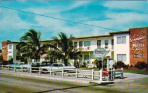 Florida Hollywood Beach Stardust Motel & Apartments 1968