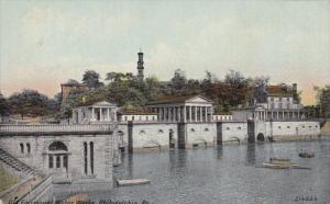 PHILADELPHIA, Pennsylvania; Fairmount Water Works, 00-10s