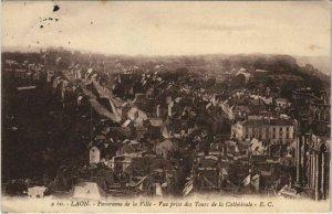 CPA Laon- Panorama de la Ville FRANCE (1045899)