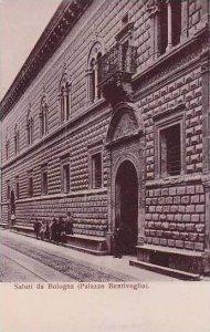Italy Bologna Palazzo Bentivoglio