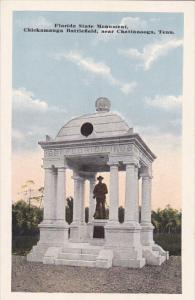 Florida State Monument, Chickamauga Battlefield, near CHATTANOOGA, Tennessee,...