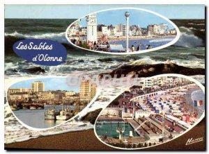 Modern Postcard Les Sables d'Olonne