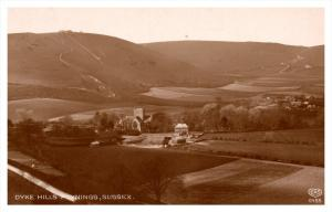 England  Sussex Dyke Hills Poyinings RPC