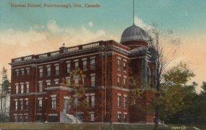 PETERBOROUGH , Ontario , 1900-10s ; Normal School
