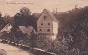Germany Rothenburg Toppler Schloesschen