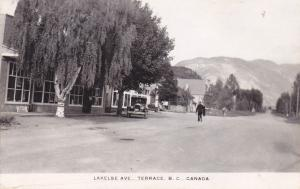 RP, Lakelse Avenue ,TERRACE, British Columbia, Canada, 1910-30s