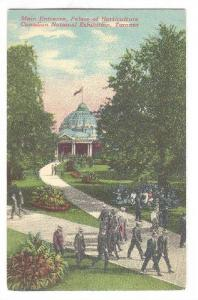 Main Entrance, Palace Of Horticulture Canadian National Exhibition, Toronto, ...