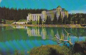 Canada Alberta Lake Louise Chateau 1969