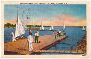 Onondaga Lake Marina, Syracuse NY