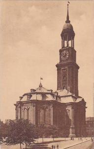 New Church , Vollendung , Germany , 1912
