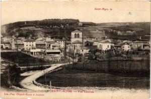 CPA St-ALYRE vue générale (407912)