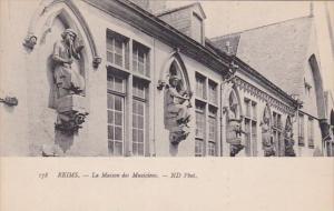 France Reims La Maison des Musiciens