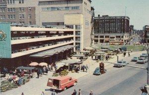 HAMILTON , Ontario , Canada , 1960-80s ; Central Market