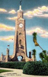 Florida Daytona Beach Clock Tower