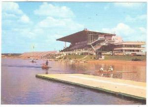 Water Sports Stadium Grandstand , Moscow , Russia, 50-70s