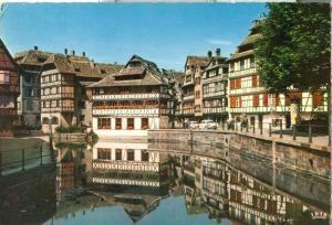 France, Strasbourg, Maison des Tanneurs, unused Postcard
