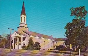 First Baptist Church Douglas Georgia