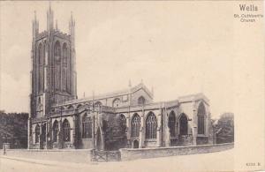 England Wells St Cuthbert's Church