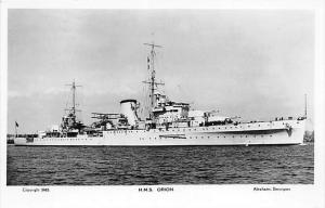 H.M.S. Orion RPC