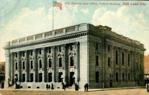 UT - Salt Lake City. Post Office & Federal Building