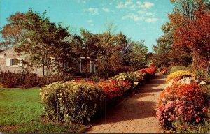 Wisconsin Hales Corners Whitnall Park Alfred L Boerner Botanical Gardens