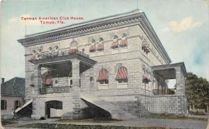 8210   FL Tampa   German American Club House