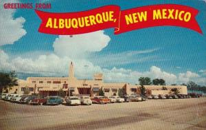 Greetings From Albuqerque New Mexico