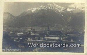 Innsbruck Austria Unused